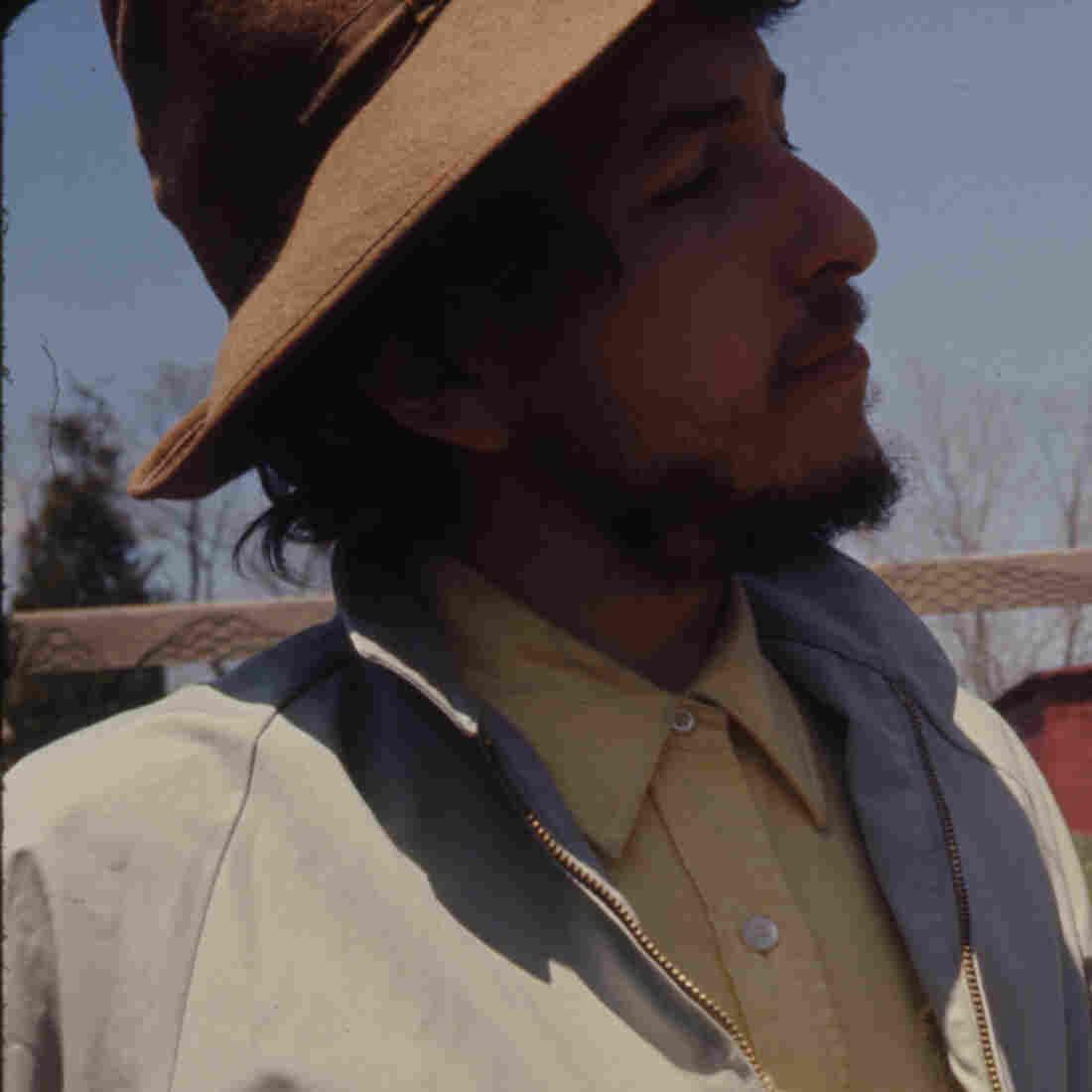 Bob Dylan's 'Self Portrait,' Now In Vivid Color