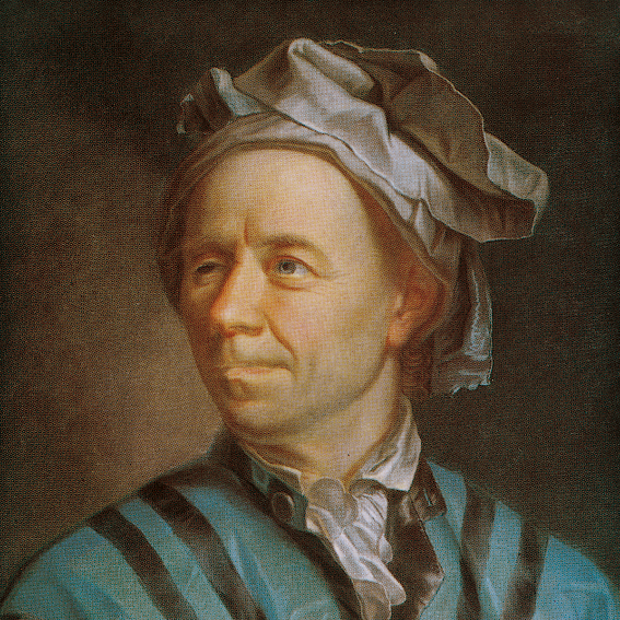 "Leonhard Euler (1707-1783), a Swiss mathematician, lost sight first in his right eye and then the left. He reportedly remarked, ""Now I will have less distraction."""