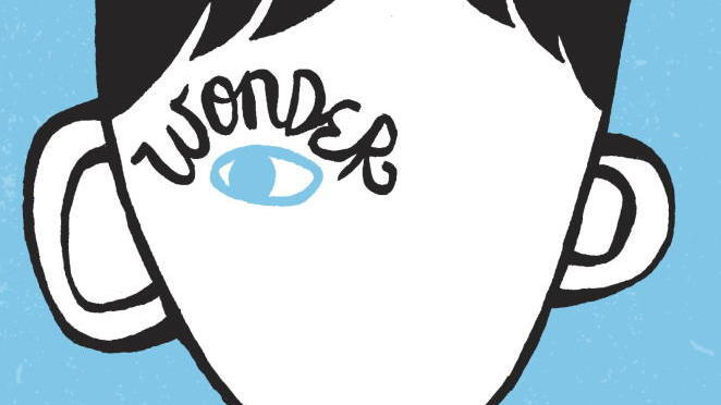 Wonder Book Cover Art ~ Interview r j palacio author of wonder npr
