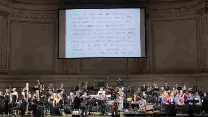 Three Symphonies That Aren't Really Symphonies