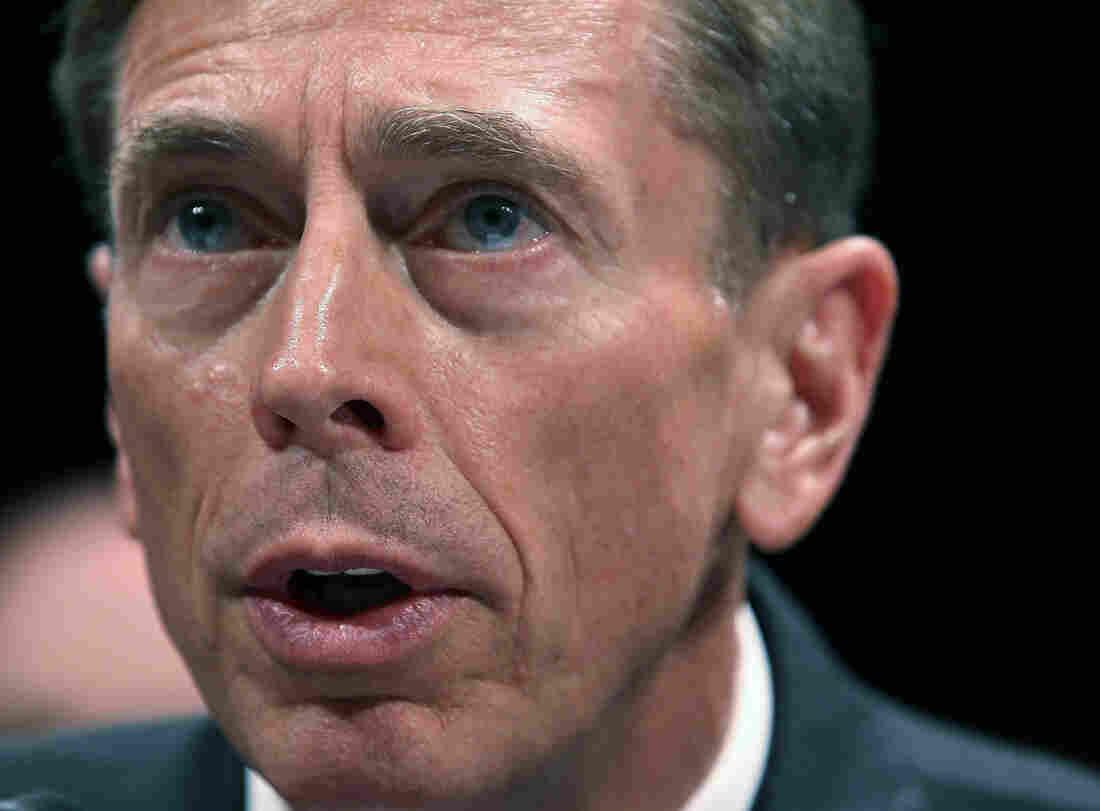 David Petraeus resigned as head of the CIA in November, citing an extramarital affair.