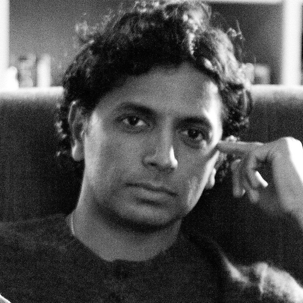 M. Night Shyamalan is best known for his films The Sixth Sense and Signs.