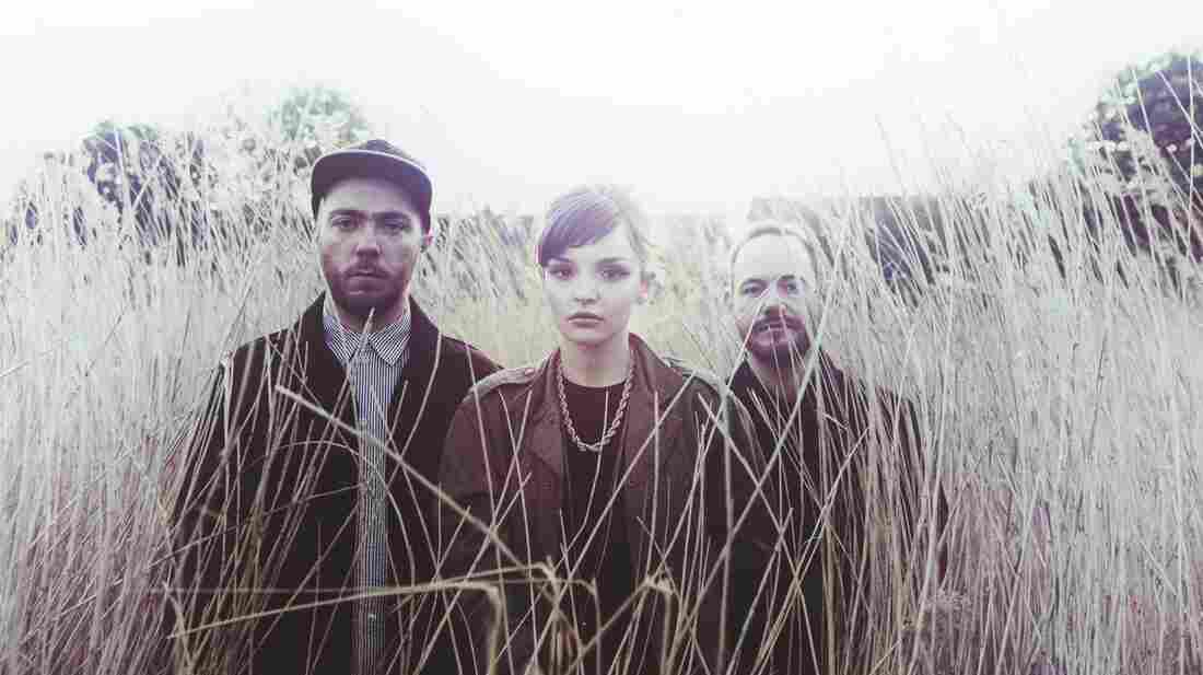 Chvrches' new album, The Bones of What You Believe, comes out Sept. 24.