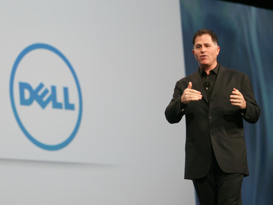 Dell Chairman and CEO Michael Dell in 2011.