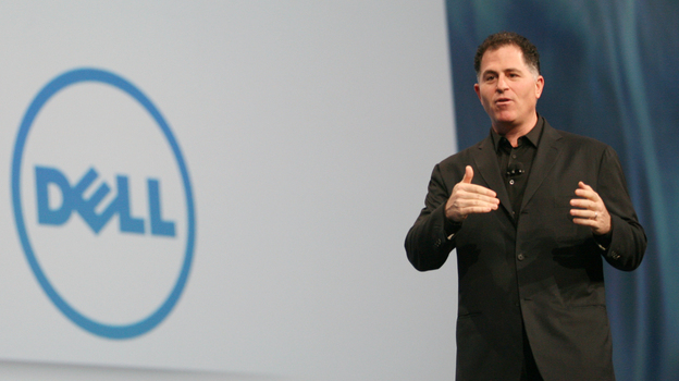 Dell Chairman and CEO Michael Dell in 2011. (AFP/Getty Images)