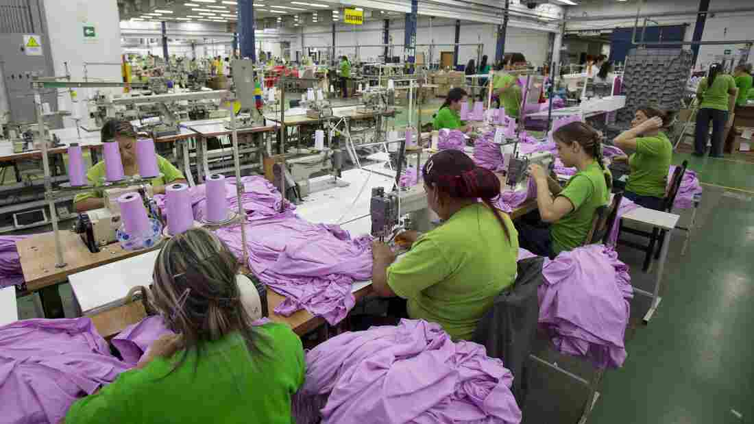T-shirt factory Colombia