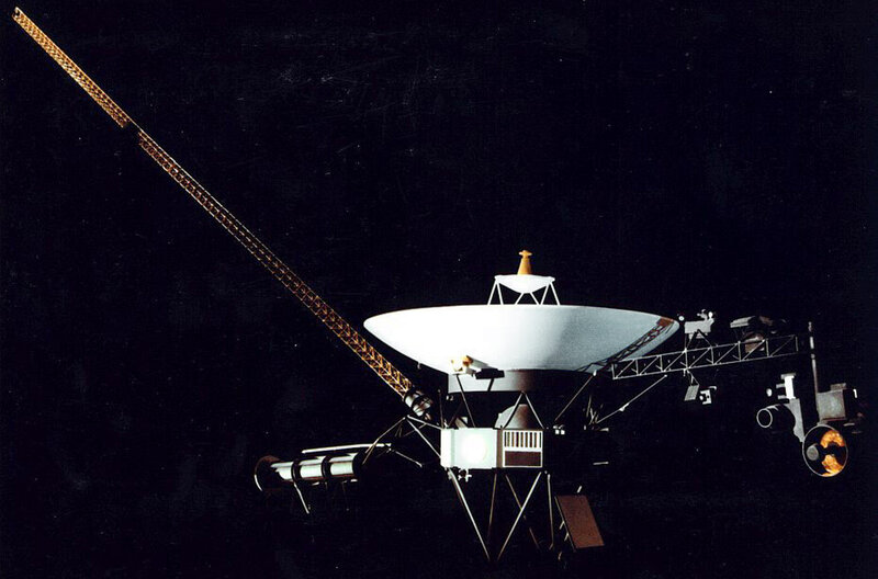 0ffba2e69cf See Ya, Voyager: Probe Has Finally Entered Interstellar Space : NPR
