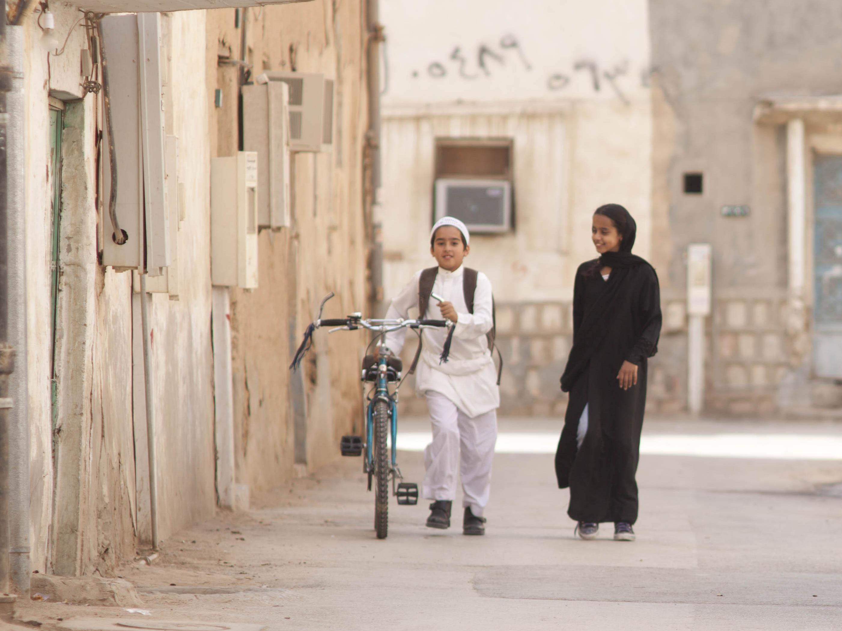 Saudi's First Female Film Director Says Women Aren't Victims