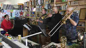 Arturo O'Farrill: Tiny Desk Concert