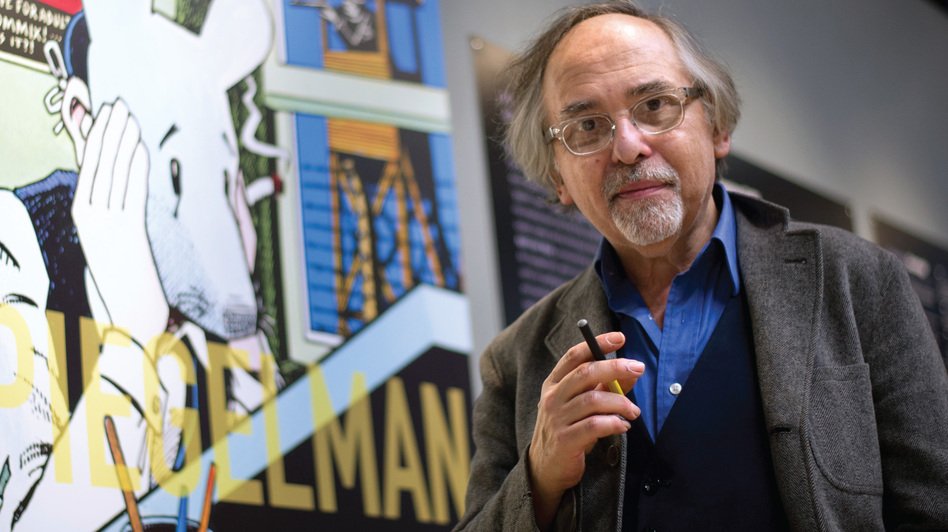 Art Spiegelman's graphic novel, Maus, chronicled his father's experiences as a Holocaust survivor by depicting Nazis as cats and Jews as mice. (Getty Images)