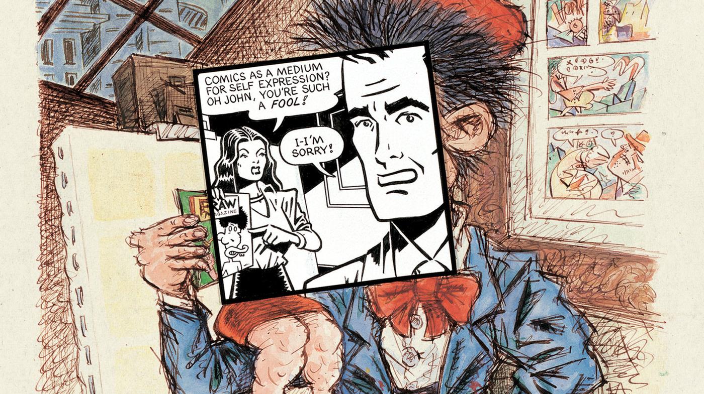 Interview: Cartoonist Art Spie...