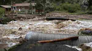 'Biblical' Flooding Rages In Colorado