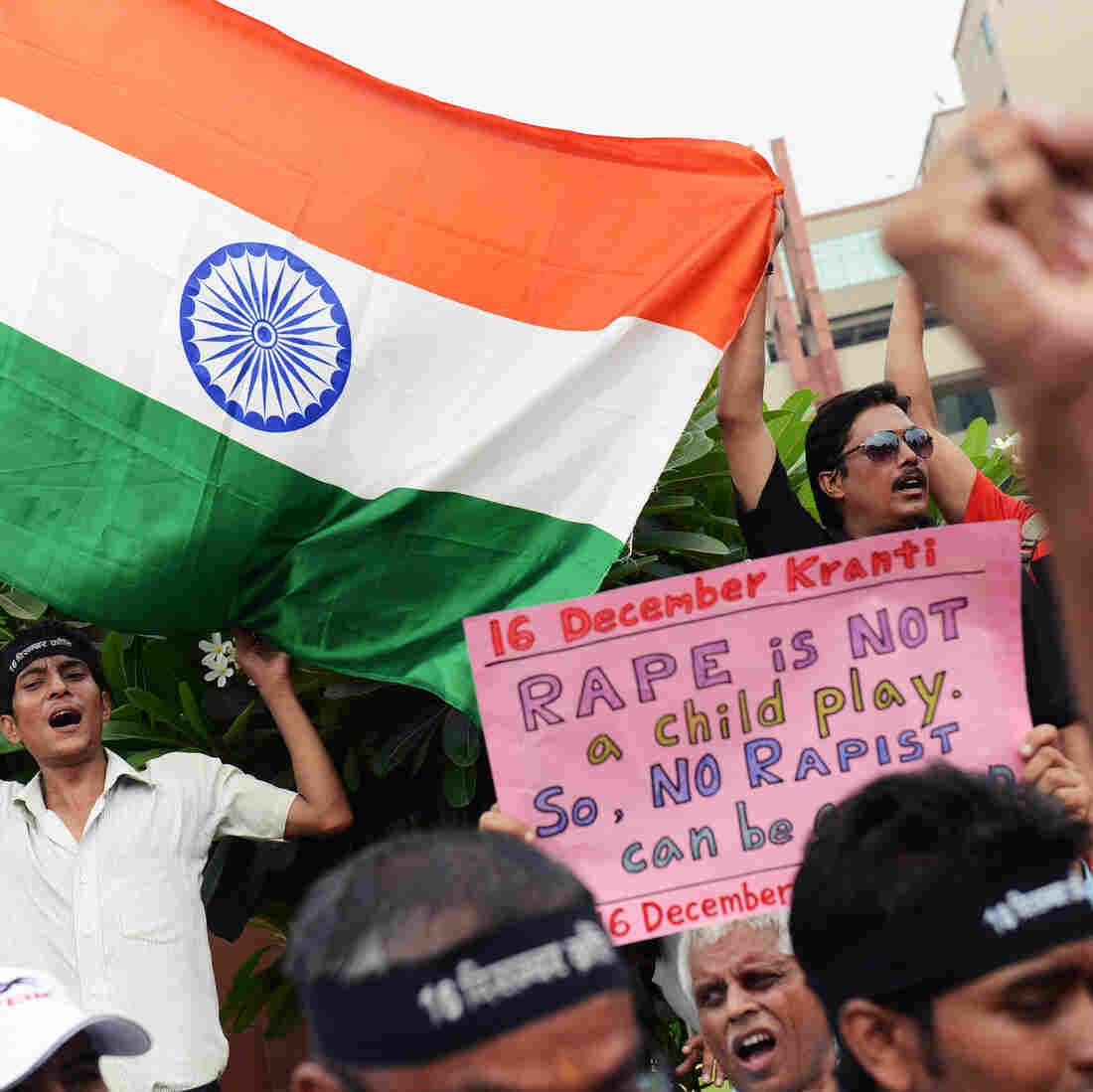 Death For 4 Men Convicted In Indian Gang Rape And Murder