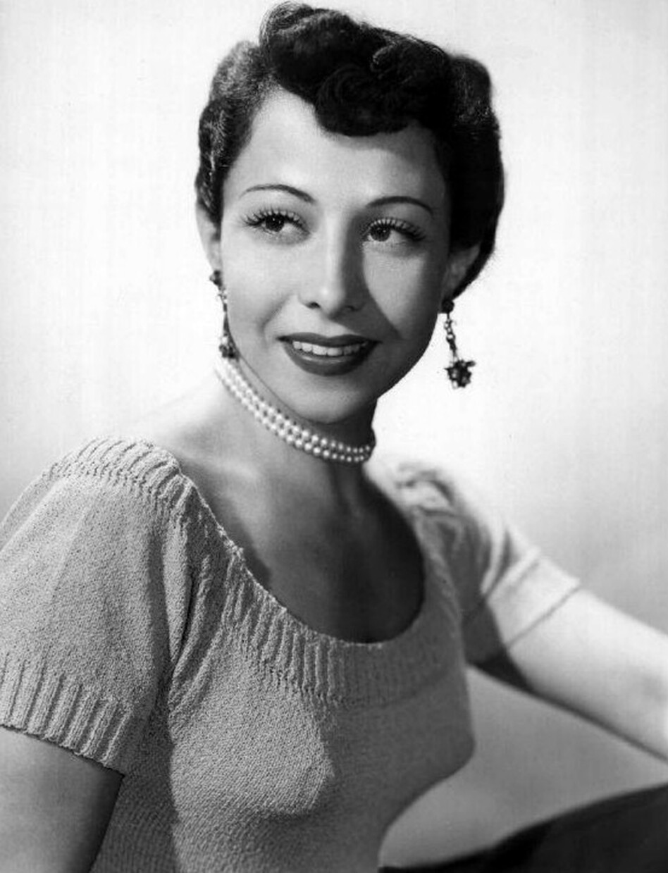 June Foray in 1952. (Wikimedia Commons)