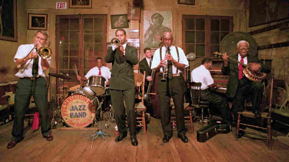 Preservation Hall Jazz Band.