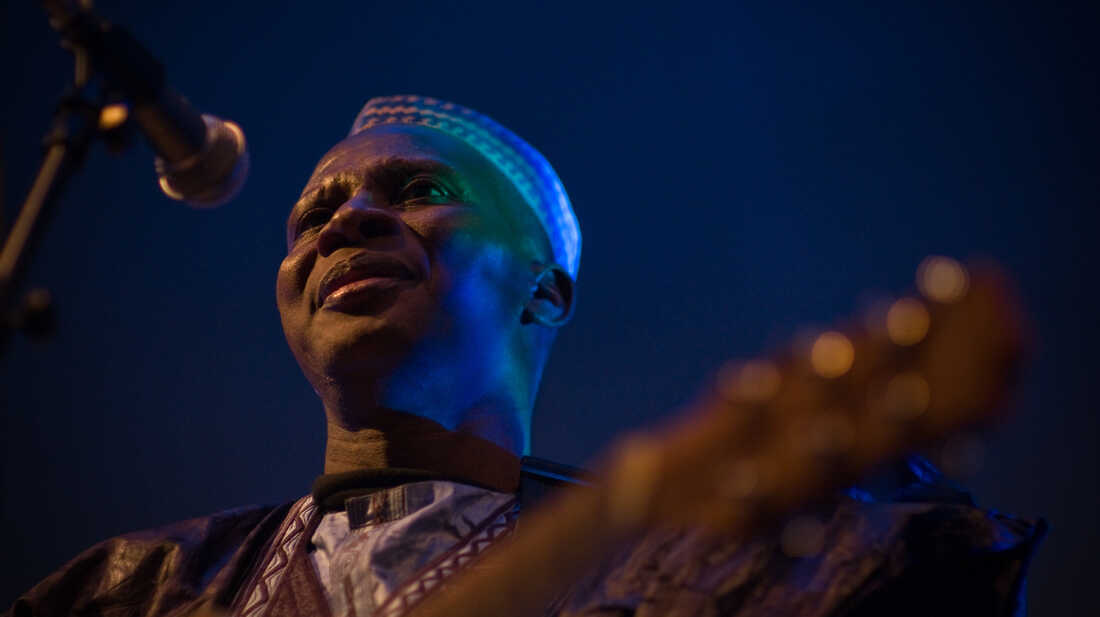 Honoring A Duty To Make Music In Silent Mali