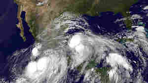 Mexico Faces A One-Two Punch From Tropical Storms