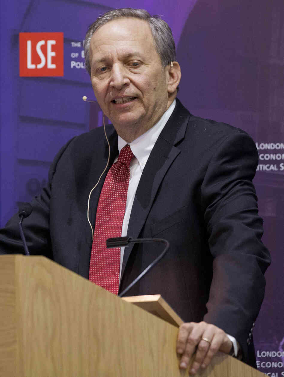 "Citing what he calls an ""acrimonious"" confirmation process, Lawrence Summers c"