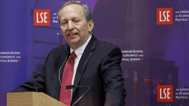 "Citing what he calls an ""acrimonious"" confirmation process, Lawrence Summers called President Obama to tell him of his decision not to seek the job of Federal Reserve Chairman Sunday. (AFP/Getty Images)"