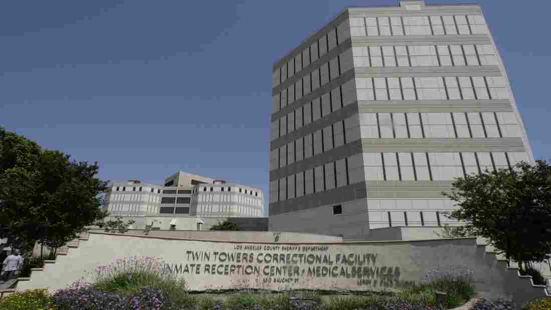 The Los Angeles County Sheriff's Twin Towers Correctional Facility is part of the largest municipal jail system in the United States. Many of its nearly 4,000 inmates are deemed mentally ill.