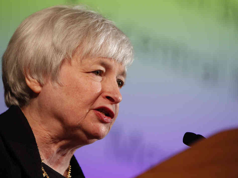 Federal Reserve Board Vice Chairman Janet Yellen is considered a top candidate to replace Ben Bernanke now that Lawrence Summers has withdrawn his name for contention for the Fed's top job.