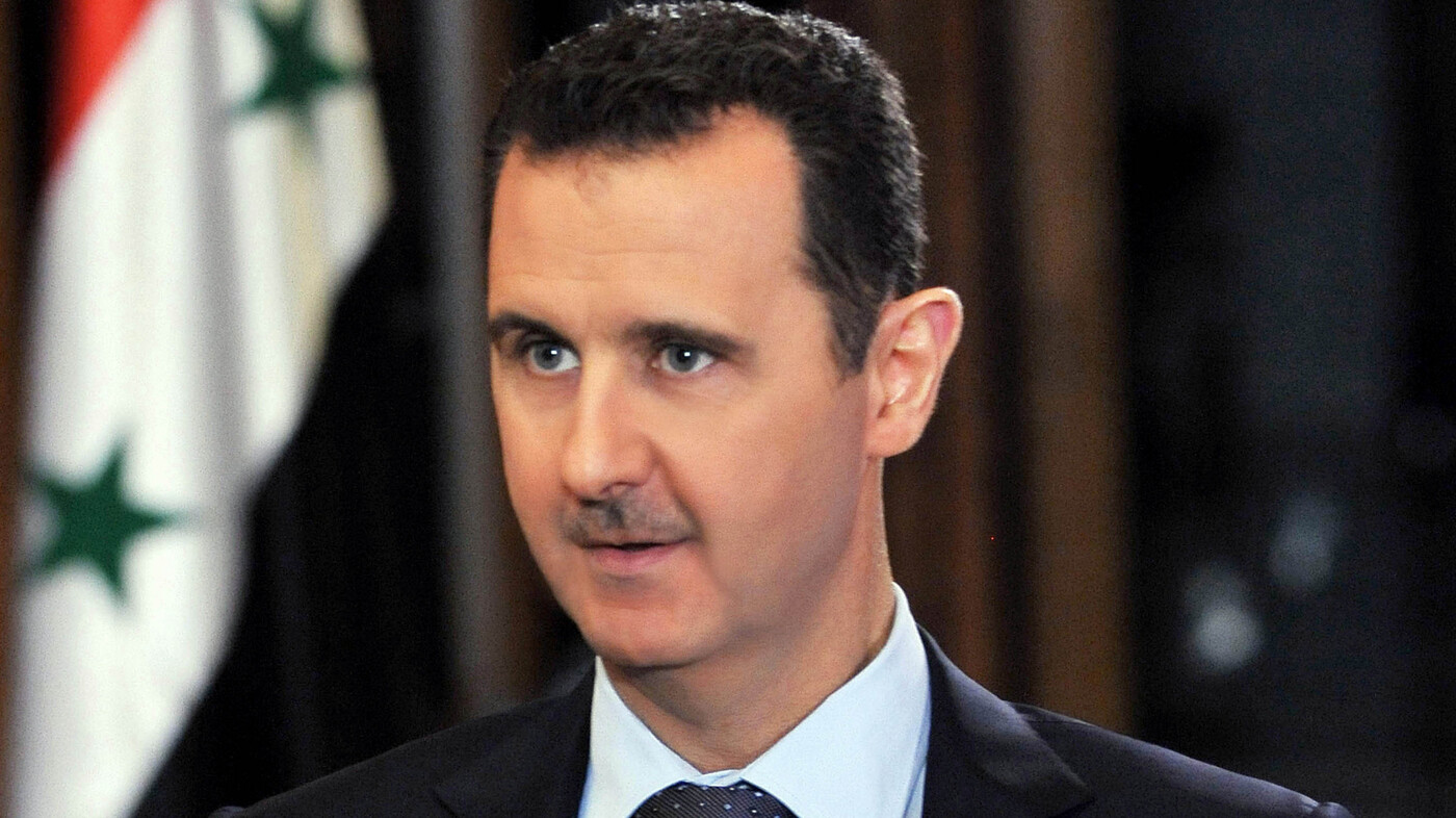 Image result for Bashar Assad