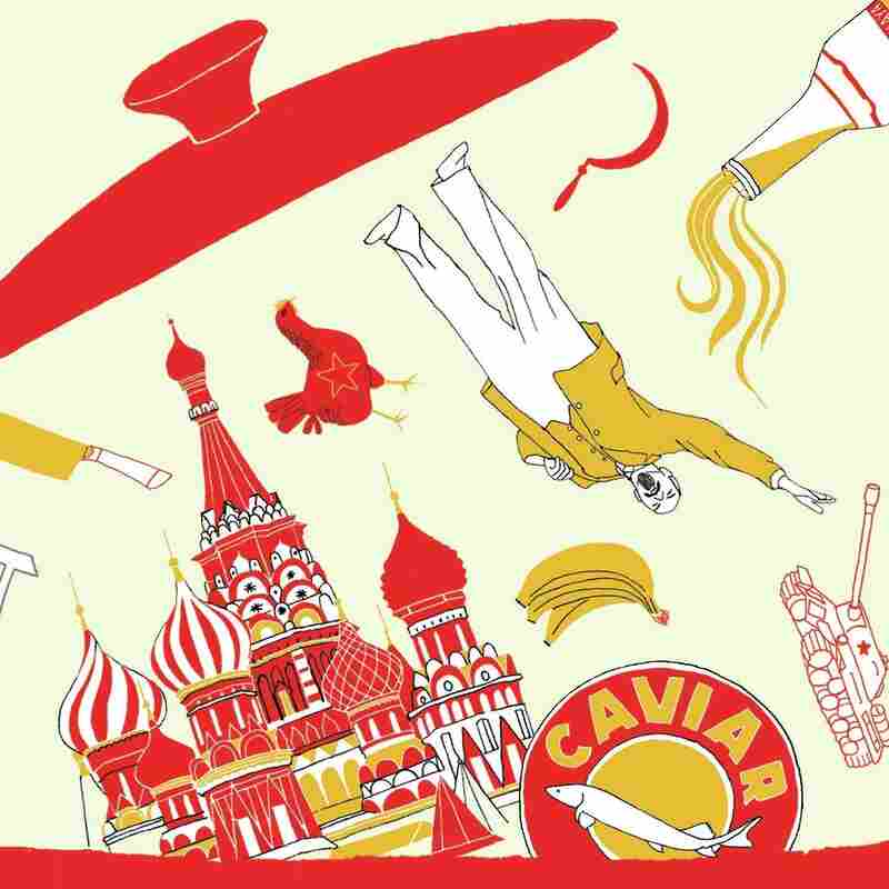 Kitchen Time Machine: A Culinary Romp Through Soviet History