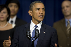 President Obama said the federal government will do all it can to ensure that