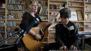 Shovels and Rope plays a Tiny Desk Concert in June 2013.