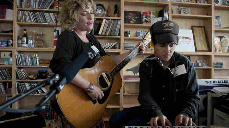 Shovels & Rope: Tiny Desk Concert