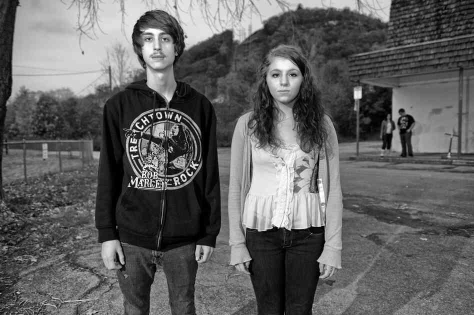 Justin and Victoria