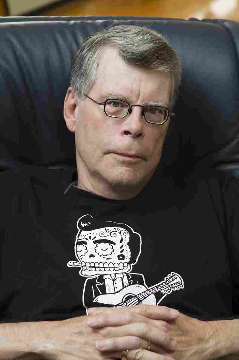 Stephen King is the author of more than 50 books, including The Shining, Carrie and The Dark Tower series.