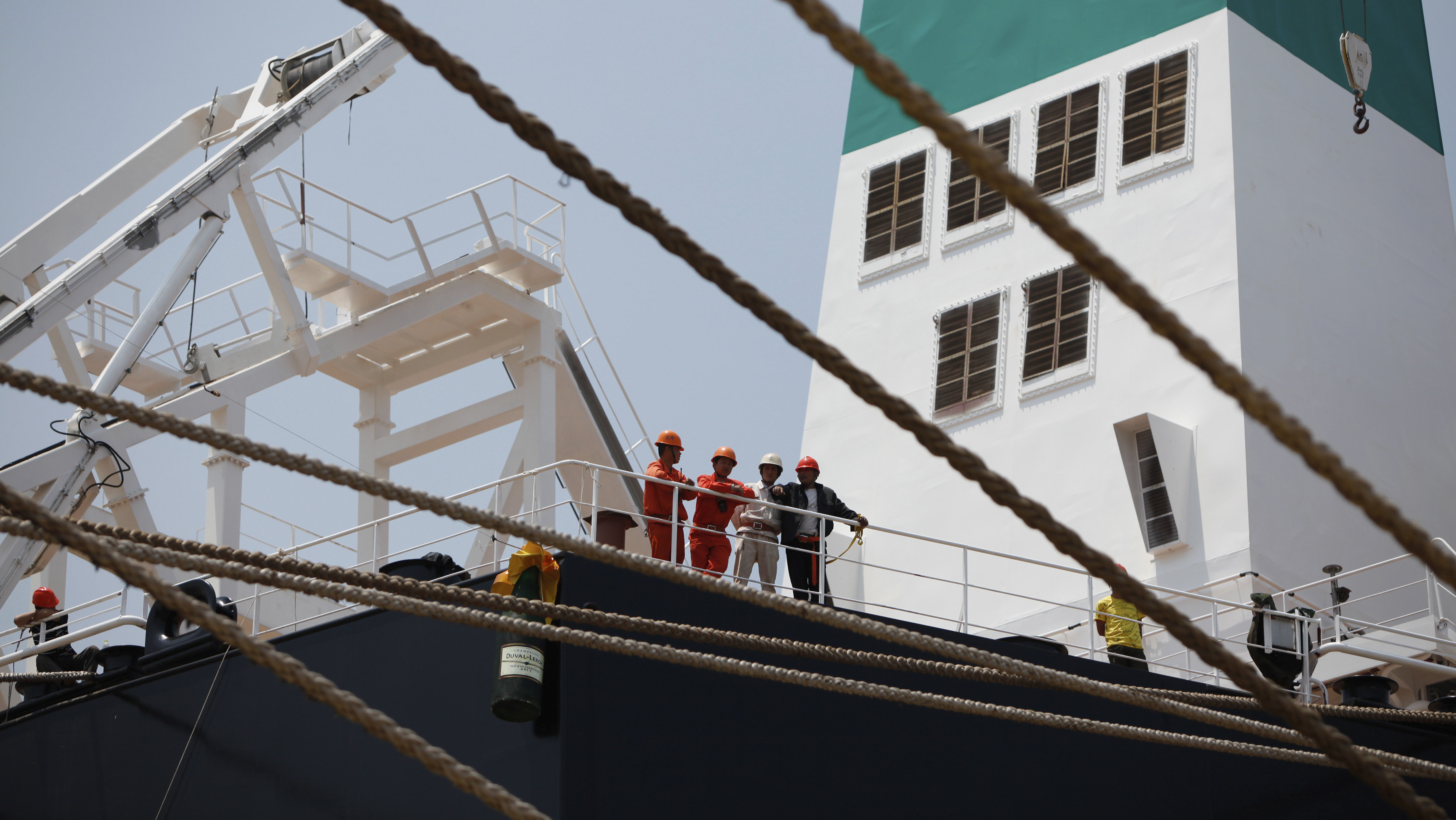 Why Is The Global Shipbuilding Business Struggling?