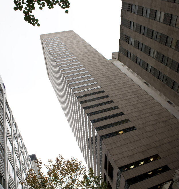 The Piaget Building is seen on November 13, 2009 in New York.
