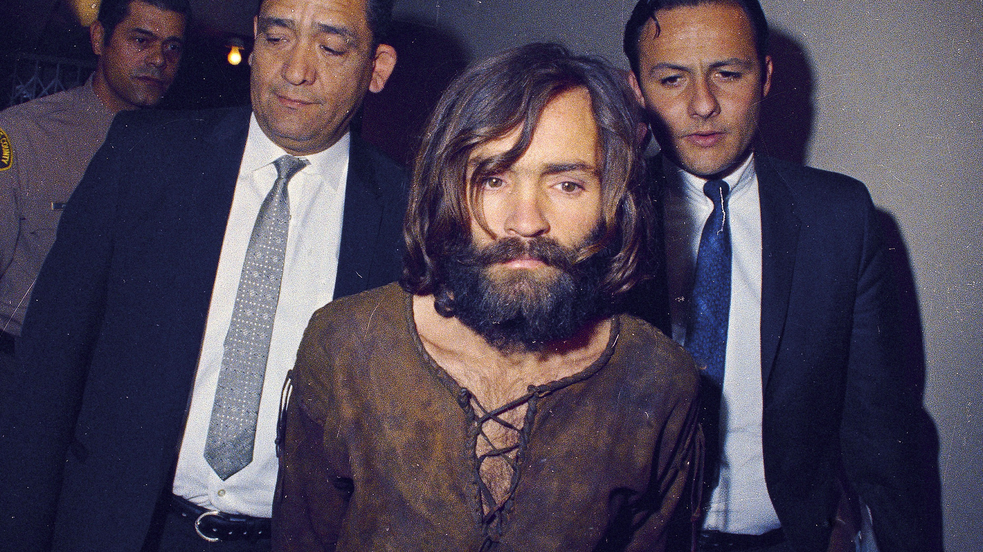 Bio Credits Manson's Terrible Rise To Right Place And Time