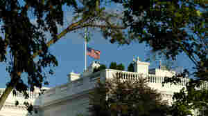 At the White House and around the nation, flags are flying at half-staff since Monday's mass shooting at the Washington Navy Yard.