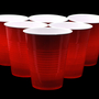 Beer pong and other drinking games are popular among teenagers, and play a role in binge drinking.