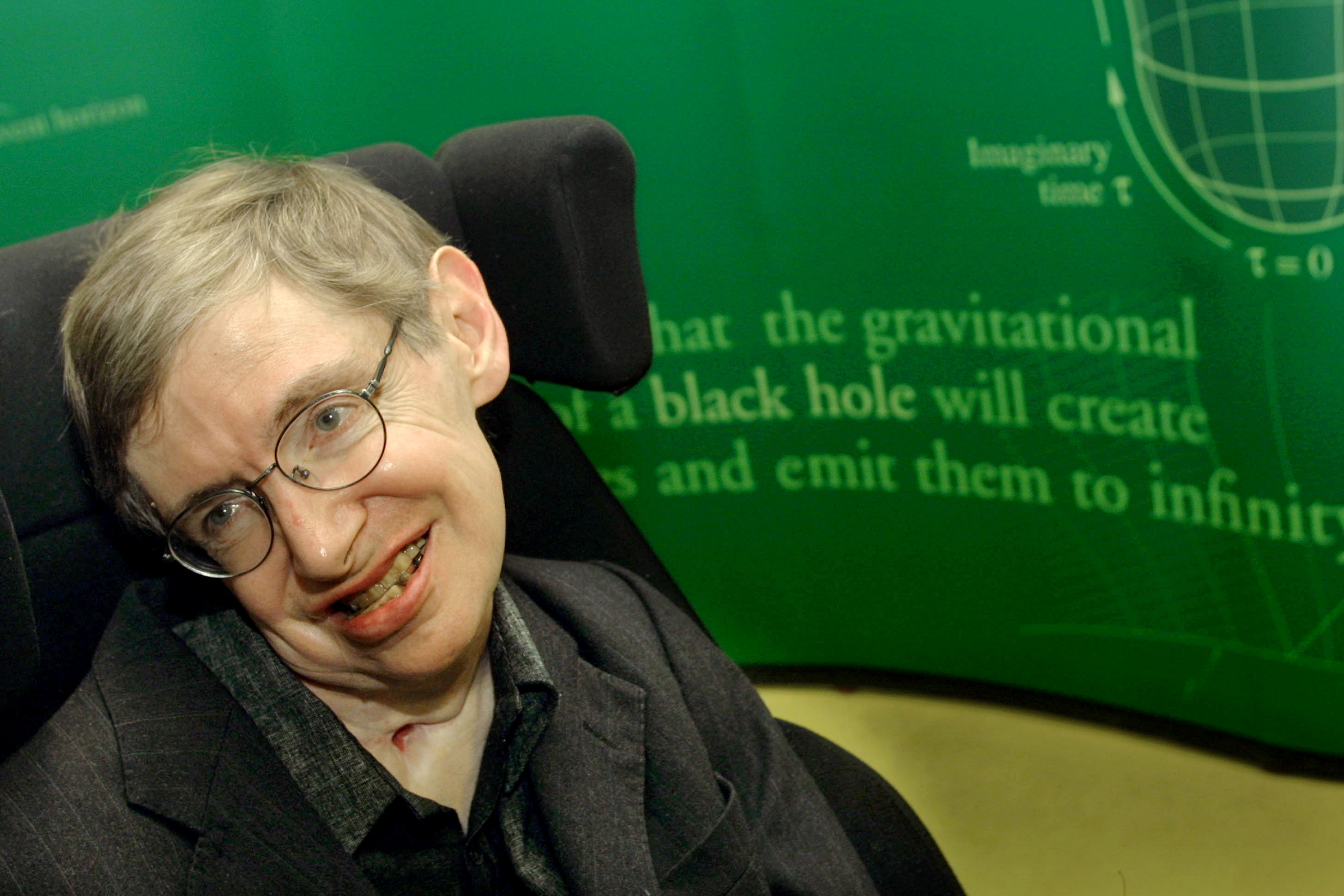 Stephen Hawking has died