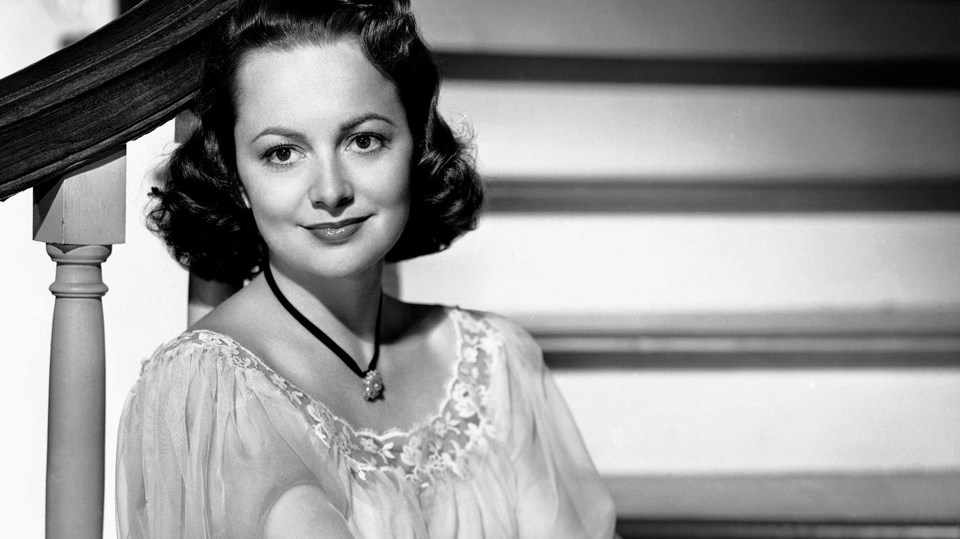 Olivia De Havilland One Of Hollywood's Longest Living Legends Dies At 104 – NPR