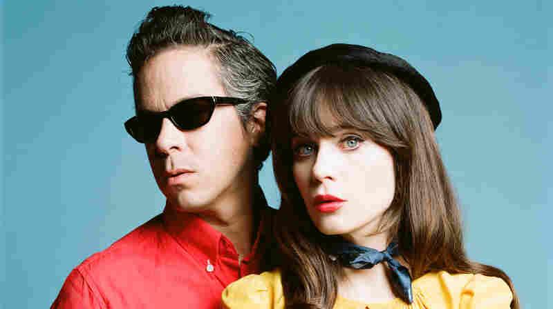 She & Him On World Cafe