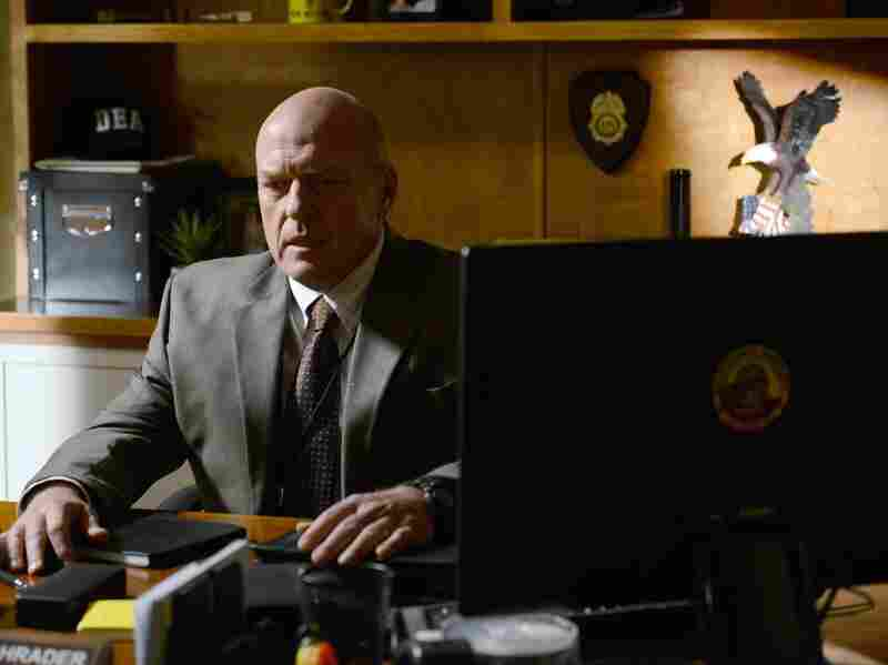 Breaking Bad, on which Dean Norris played DEA agent Hank Schrader, has two more episodes to go before its series finale.