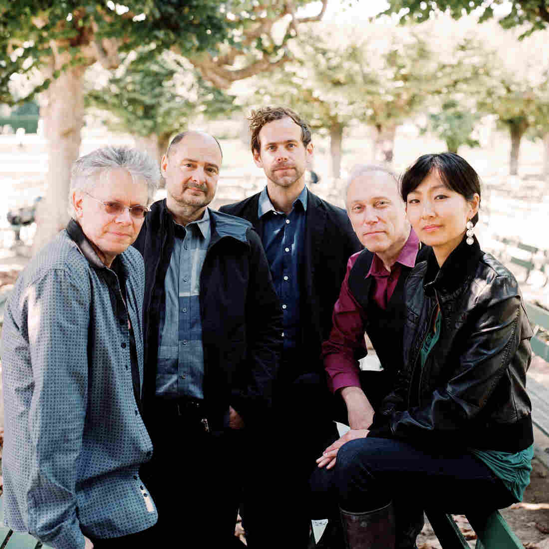 First Watch: Kronos Quartet Plays Music By The National's Bryce Dessner