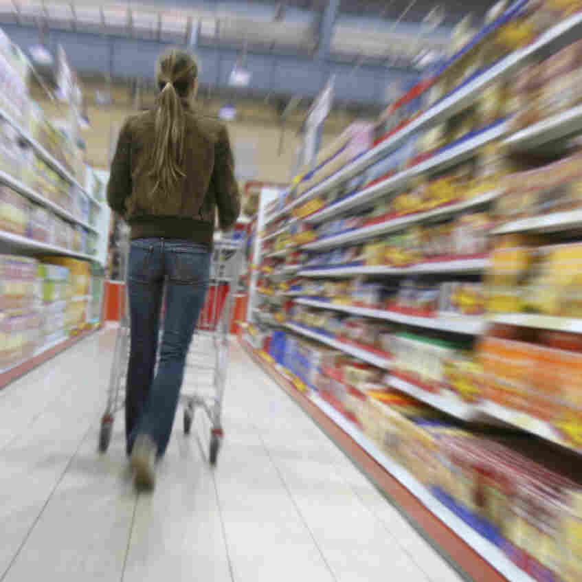 House Bill Would Cut 3.8 Million People From Food Stamp Rolls