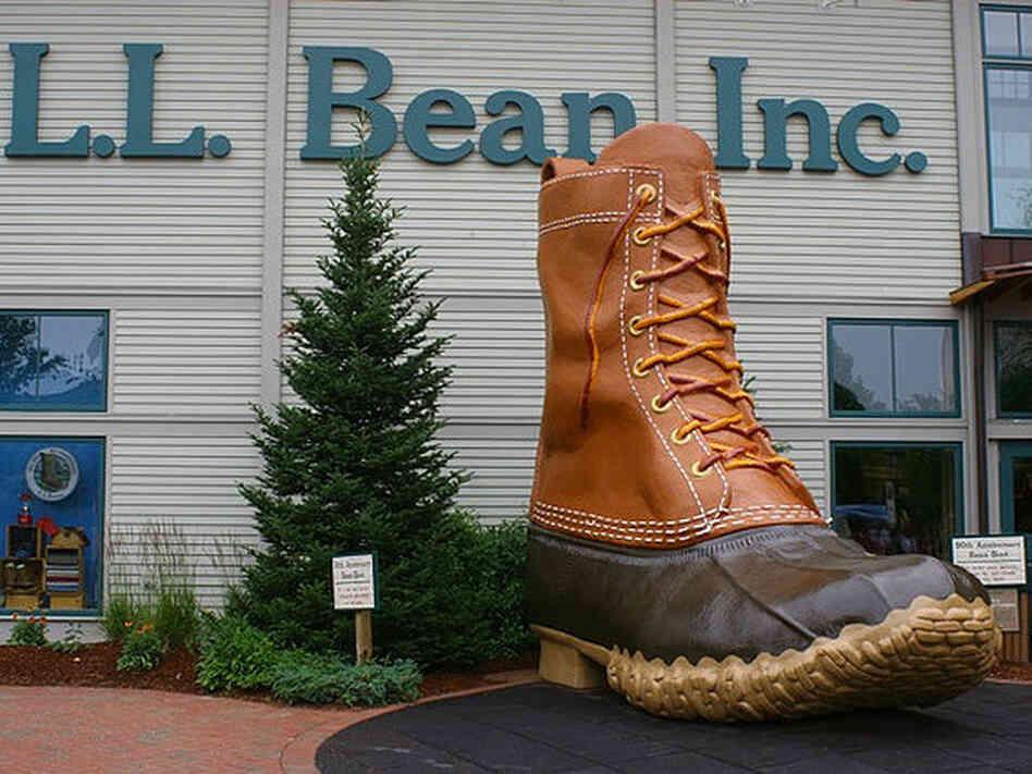 Ll Bean Boot Car