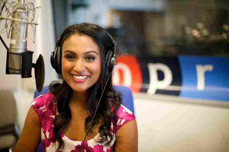 Nina Davuluri says Miss America — whom she's always seen as the girl next door — is evolving.