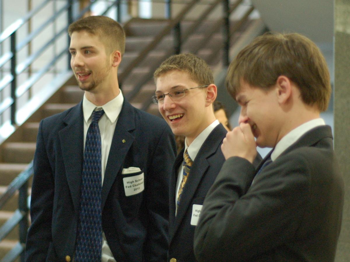 Episode 369: If Teens Ran The Fed : Planet Money : NPR Jacob Goldstein Planet Money