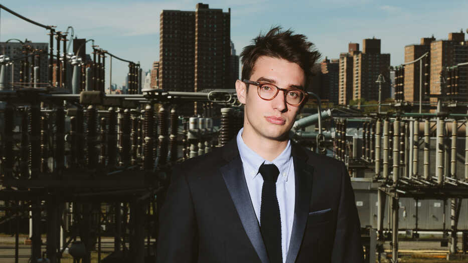A Young Composer Steps Outside Of Himself (And Into Pop)
