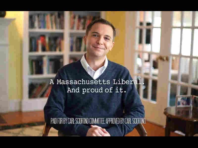 Campaign ad from Carl Sciortino, the Massachusetts Democrat runni