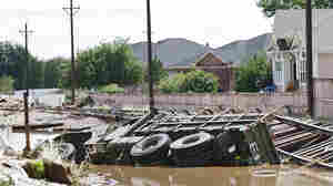 Many Missing People Now Accounted For In Colorado Flooding