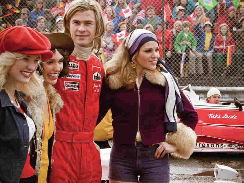 Hunt's penchant for dangerous driving, as well as his playboy tendencies, fueled his rivalry with Lauda.
